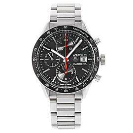 Tag Heuer Carrera CV201AK.BA0727 41mm Mens Watch