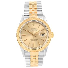 Rolex Datejust Turnograph 16263 36mm Mens Watch
