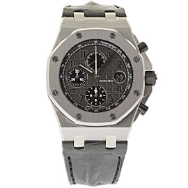 Audemars Piguet Royal Oak Offshore 26470ST.OO.A104CR.01 Stainless Steel Automatic 42mm Mens Watch