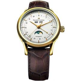 Maurice Lacroix Les Classiques LC6068-YG101-13E 18K Yellow Gold 40mm Mens Watch