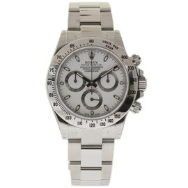 Rolex Daytona 116520 Stainless Steel 40mm Mens Watch
