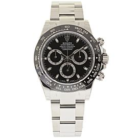 Rolex Daytona 116500 Stainless Steel 40mm Mens Watch