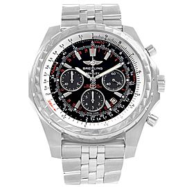 Breitling Chronograph A25363 48.7mm Mens Watch