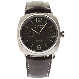 Panerai Radiomir PAM00346 Titanium / Leather 45mm Mens Watch