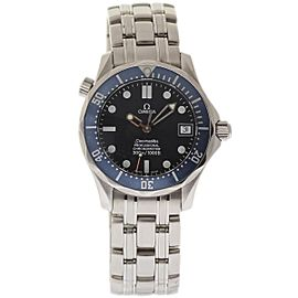 Omega Seamaster 2252.50 Stainless Steel Blue Dial Automatic 36mm Unisex Watch