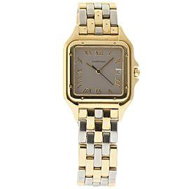 Cartier Panthere 1060 18K Yellow Gold 28mm Womens Watch