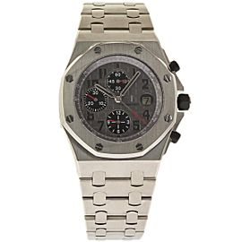 Audemars Piguet Royal Oak Offshore 26170TI.OO.1000TI.01 Titanium Automatic 42mm Mens Watch