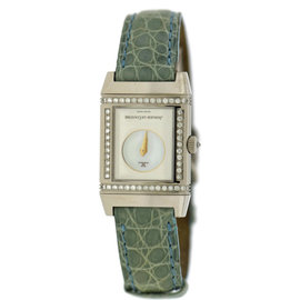 Jaeger LeCoultre Duetto 266.3.44 21mm Womens Watch