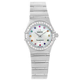Omega Constellation 25.5mm Womens Watch