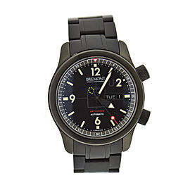 Bremont U-2/LE Stainless Steel Automatic 43mm Mens Watch