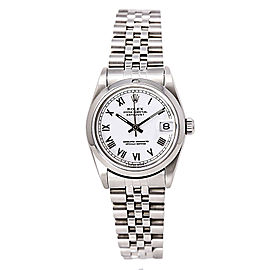 Rolex Datejust 68240 Stainless Steel 30mm Womens Watch