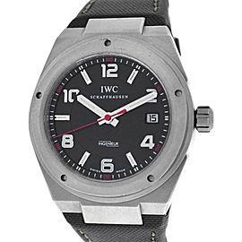 IWC Schaffhausen Ingenieur Mercedes-AMG IW322703 3227 Titanium Automatic 42mm Mens Watch
