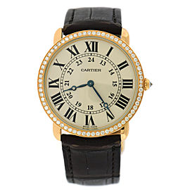 Cartier Ronde Louis WR000651 36mm Womens Watch