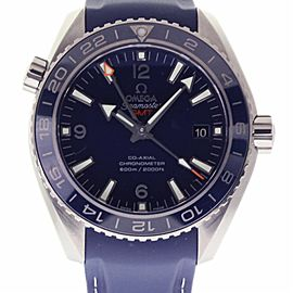 Omega Seamaster 232.92.44.22.03.001 Titanium Rubber Automatic 43mm Mens Watch