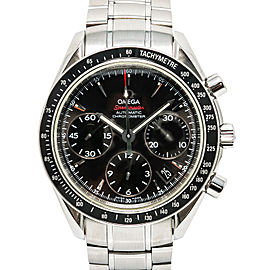 Omega Speedmaster 323.30.40.40.06.001 Stainless Steel Black Dial Automatic 40mm Mens Watch