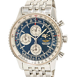 Breitling Navitimer Olympus A19340 Stainless Steel 43mm Mens Watch