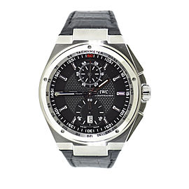 IWC Big Ingenieur IW378406 Chronograph Stainless Steel 45.5mm Mens Watch
