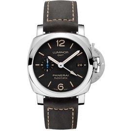 Panerai Luminor PAM01535 Stainless Steel & Crocodile Leather Automatic 42mm Mens Watch