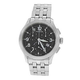 Tourneau Sportgraph Stainless Steel Quartz 42mm Mens Watch