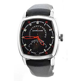 Jean Richard TV Screen 23116-11-61A-AC6 Stainless Steel Automatic 40mm Mens Watch