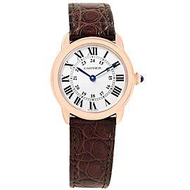 Cartier Ronde W6701004 29.0mm Womens Watch