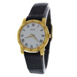 Piaget Misura G0A09806 18K Yellow Gold Quartz 25mm Womens Watch