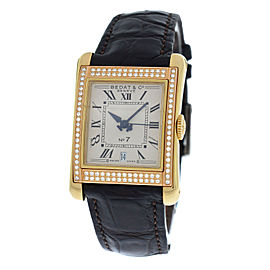 Bedat & Co. No 7 728 18K Yellow Gold Automatic 25mm Womens Watch