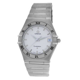 Omega Constellation 1512.30.00 Stainless Steel Quartz 33mm Unisex Watch