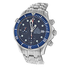 Omega Seamaster 2599.80.00 Stainless Steel Automatic 41mm Mens Watch