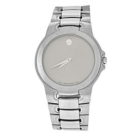 Movado Museum 84 G1 1898 36mm Unisex Watch