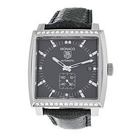 Tag Heuer Monaco WW2118 37mm Unisex Watch