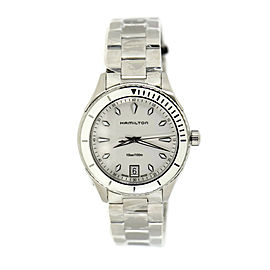 Hamilton Jazzmaster Seaview H37411111 Stainless Steel Automatic 36mm Unisex Watch
