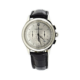 Jaeger LeCoultre Master Q1538420 40mm Mens Watch