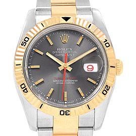 Rolex Turnograph Datejust 116263 36mm Mens Watch