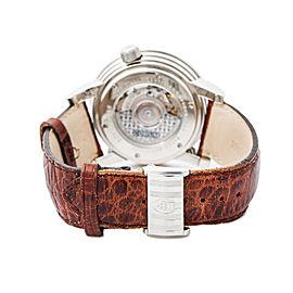 Corum Reserve De Marche 973.201.20 Mens Automatic Watch Silver Dial 42mm