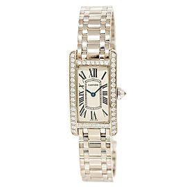 Cartier Tank 2489 24mm Womens Watch