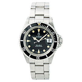 Tudor Submariner 79090 43mm Mens Watch