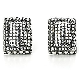 John Hardy Sterling Silver Womens Earrings
