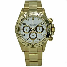 Rolex Cosmograph Daytona 16528 40mm Mens Watch