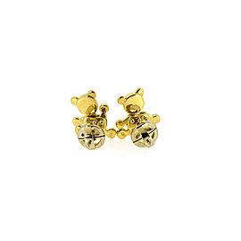 Pomellato Yellow Gold Womens Earrings