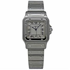 Cartier Santos Galbee W20060D6 29mm Womens Watch