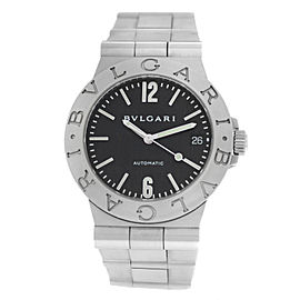 Bulgari Diagono LCV35S 36mm Mens Watch