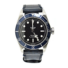 Tudor Heritage 79220B 41mm Mens Watch