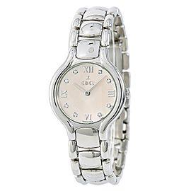 Ebel Beluga E9157421 Womens 27mm Watch