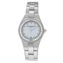 Baume & Mercier Linea MOA10113 27mm Womens Watch