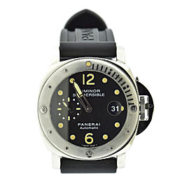 Panerai Luminor Submersible PAM24 Mens 44mm Watch