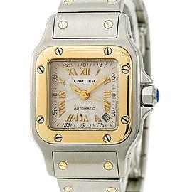 Cartier Santos Octagon 2423 24mm Womens Watch