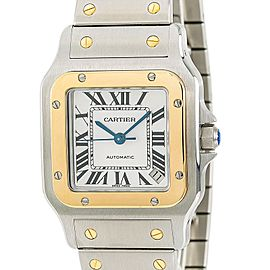 Cartier Santos Galbee 2823 / W20099C4 32mm Mens Watch