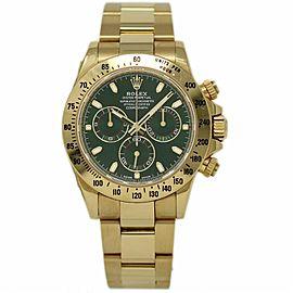 Rolex Cosmograph Daytona 116528 40mm Mens Watch