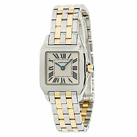 Cartier Santos Demoiselle 2698/W25066Z6 20mm Womens Watch